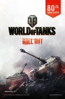 World of Tanks - 80 zł