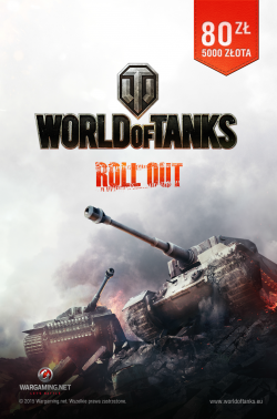 World of Tanks - 80 zł